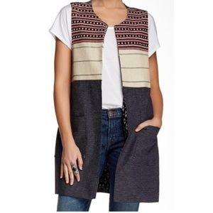 Sanctuary Clothing Summer in the City Vest